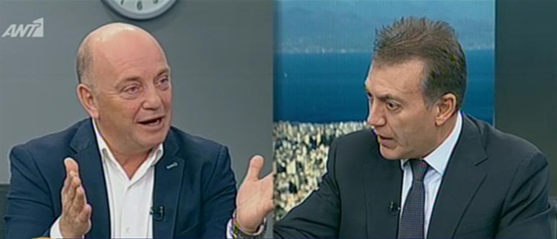 Τοσουνίδης στον ΑΝΤ1: Αν αλλάξει η θέση της ΝΔ για το Σκοπιανό συζητάμε την πρόταση μομφής (βίντεο)