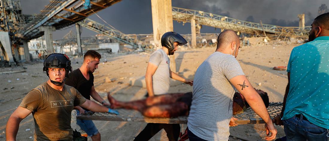 Σαφείς απαντήσεις για την τραγωδία στη Βηρυτό ζητά το ΚΚΕ