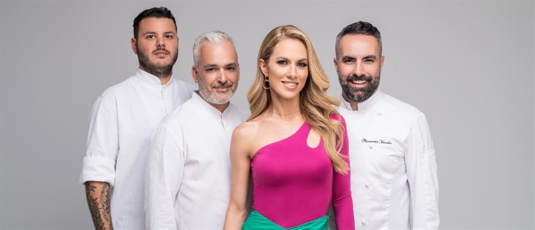 """""""Game of Chefs"""": τι θα δούμε την Τετάρτη στον ΑΝΤ1 (εικόνες)"""