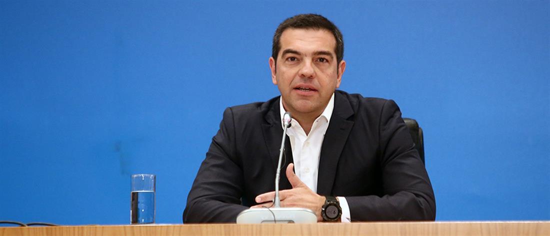 Τσίπρας: άμεσα οι διαδικασίες για ανασυγκρότηση του ΣΥΡΙΖΑ