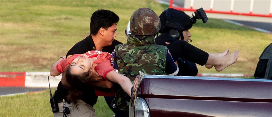 Ταϊλάνδη: νεκρός ο δράστης της σφαγής στο εμπορικό κέντρο