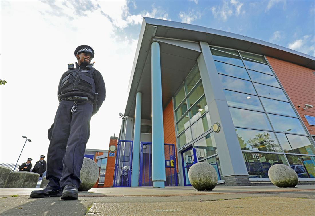 Λονδίνο - δολοφονία αστυνομικού