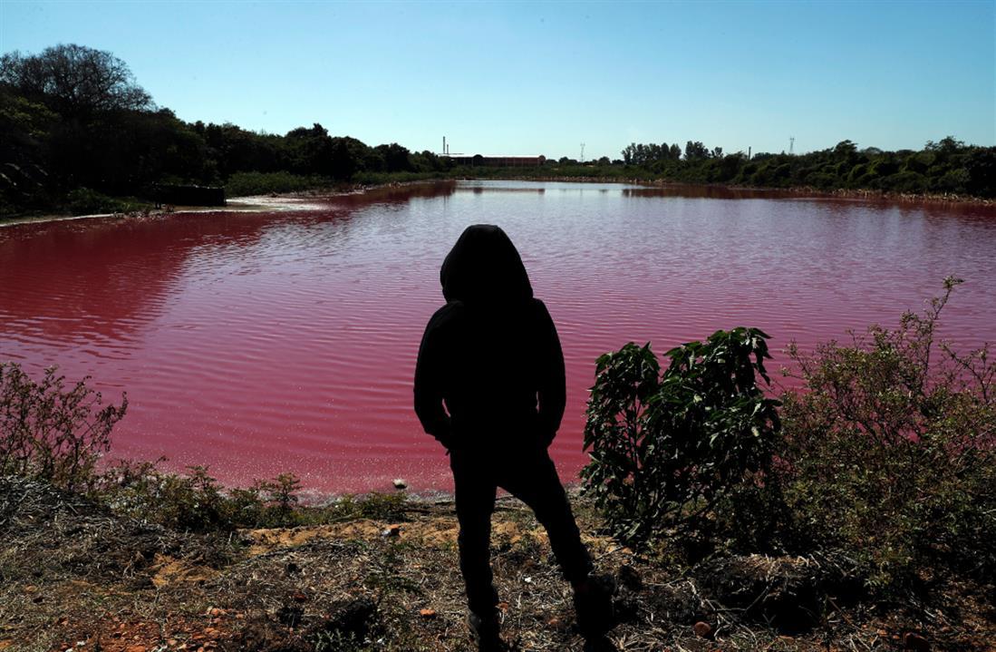 AP - Παραγούαη - λίμνη