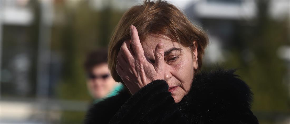 Στο νοσοκομείο η μητέρα της Ελένης Τοπαλούδη