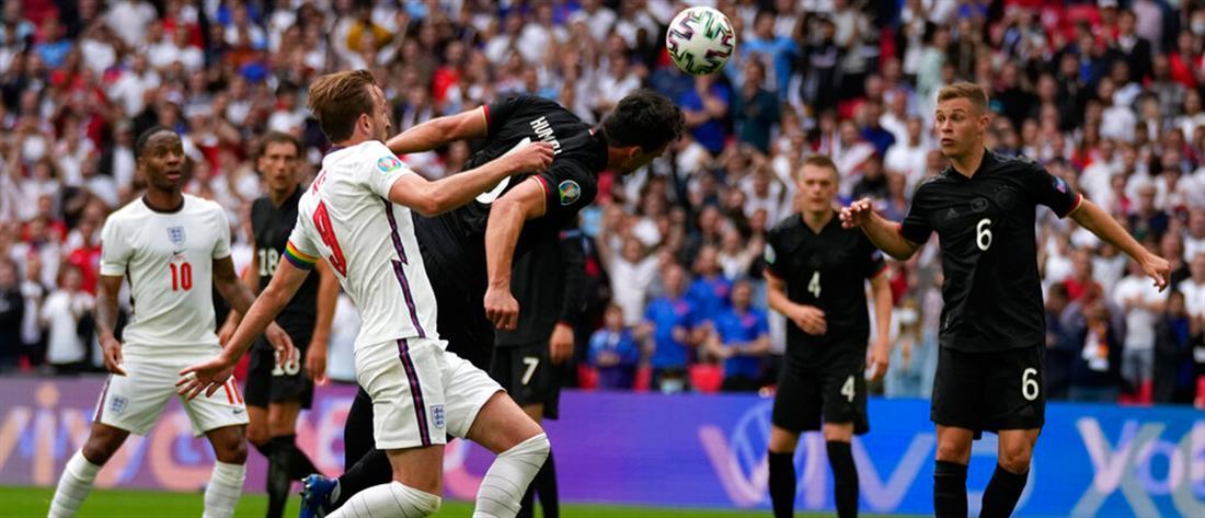 Αγγλία - Γερμανία - Euro2020