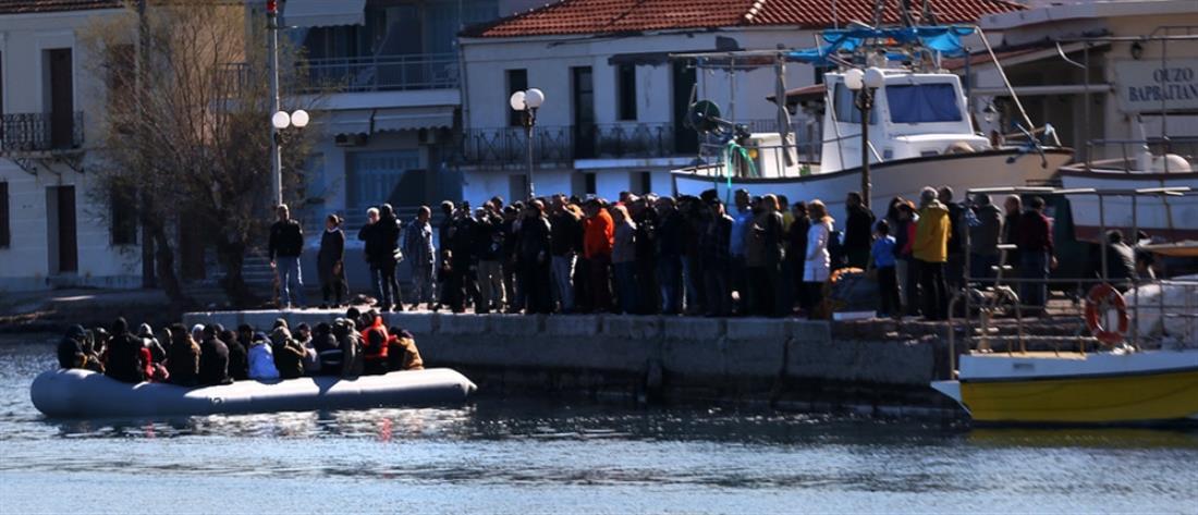 Μεταναστευτικό: Με αμείωτο ρυθμό οι αφίξεις στα νησιά