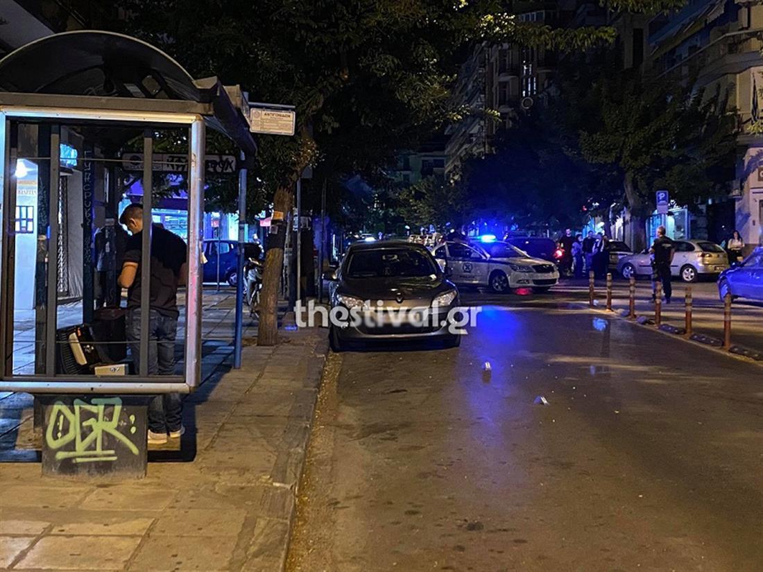 πυροβολισμοί - Θεσσαλονίκη
