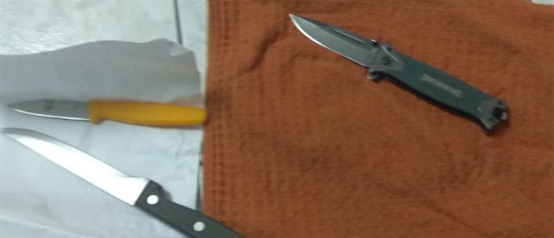 Οπαδική βία: Μαχαιρώματα και έξι συλλήψες στην Χαλκιδική (εικόνες)