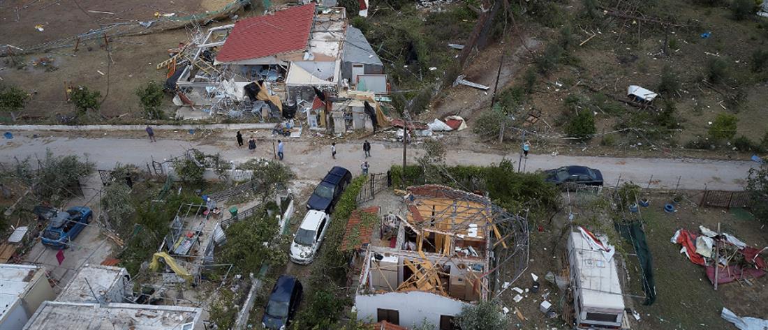 Χαλκιδική: αγώνας δρόμου για την αποκατάσταση των ζημιών