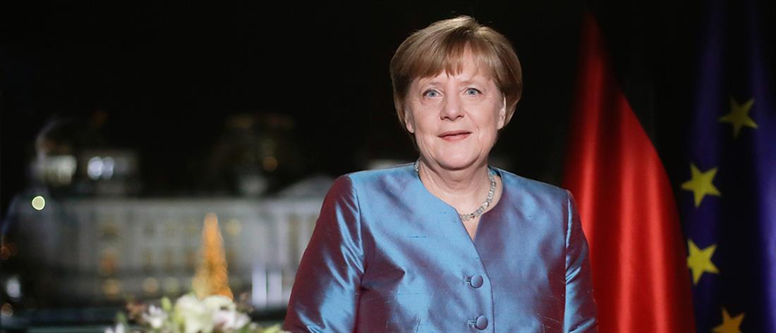 Μέρκελ: η τρομοκρατία το σοβαρότερο τεστ για τη Γερμανία