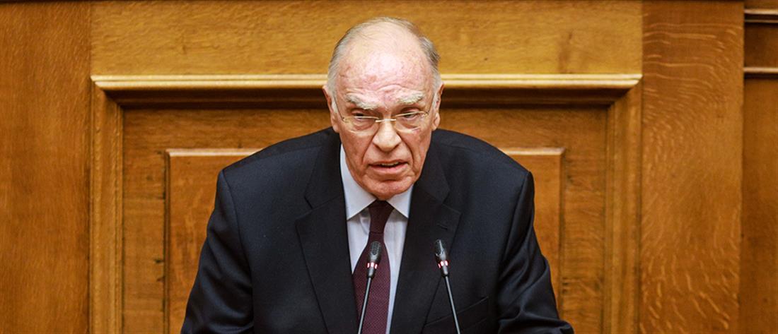 """Λεβέντης: σήμερα σκίζουμε το """"χαρτί"""" πίεσης προς τα Σκόπια"""
