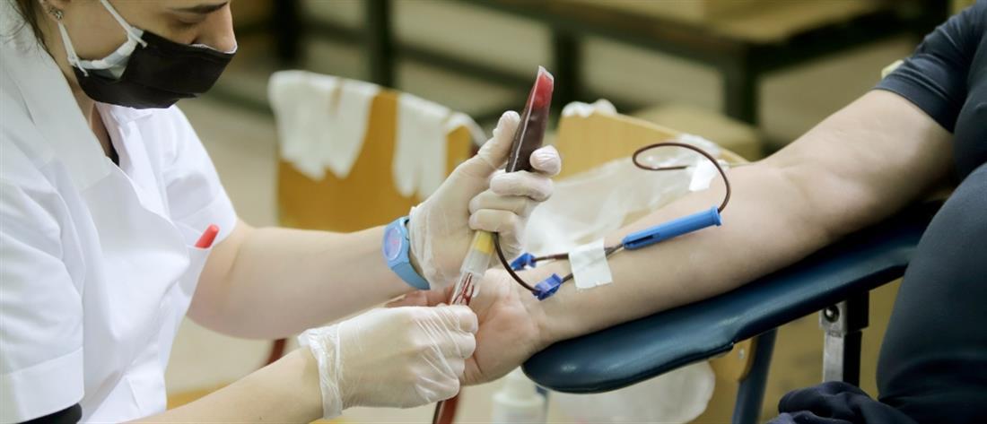 Παγκόσμια Ημέρα Εθελοντή Αιμοδότη - Κικίλιας: Δώσε αίμα και κράτησε τον κόσμο ζωντανό