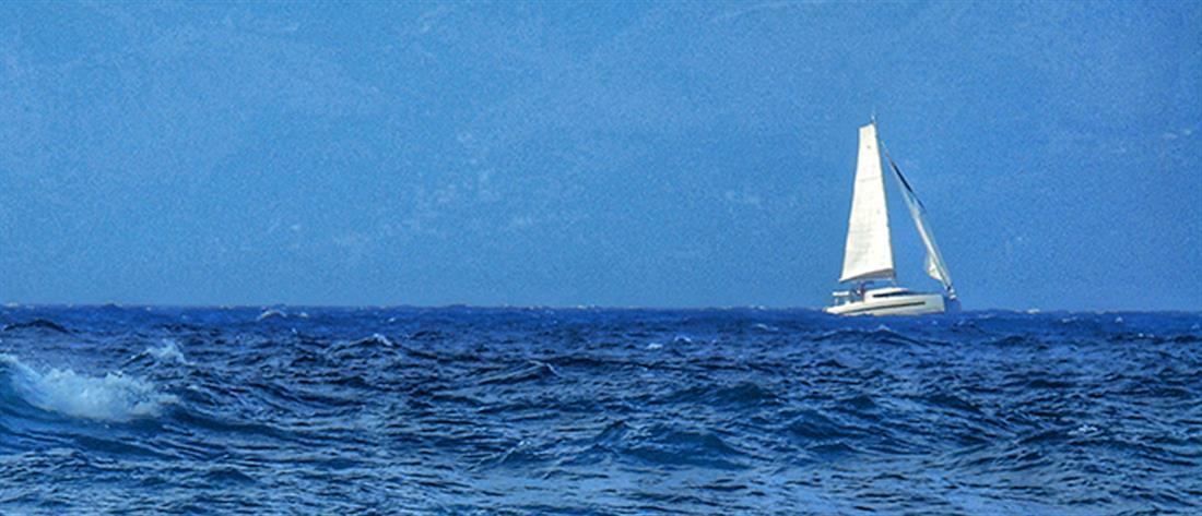 Λευκάδα: Φωτιά σε ιστιοφόρο σκάφος