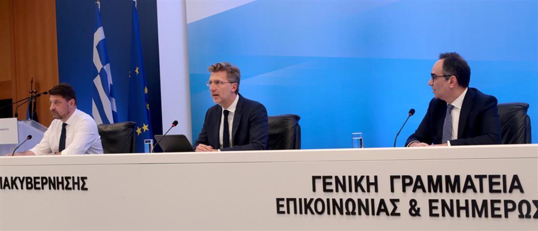 Κορονοϊός: έτσι θα γίνει η σταδιακή άρση των μέτρων