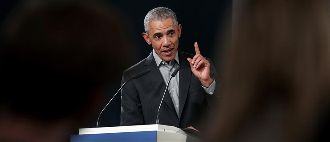 Ομπάμα: ο Τραμπ ψεύδεται καθημερινά