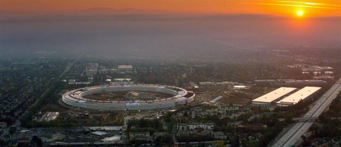 Βίντεο: ετοιμάζεται το Apple Park του Στιβ Τζομπς