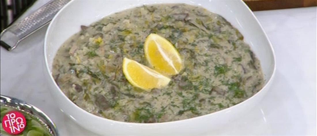 Η μαγειρίτσα της γιαγιάς από τον Πέτρο Συρίγο