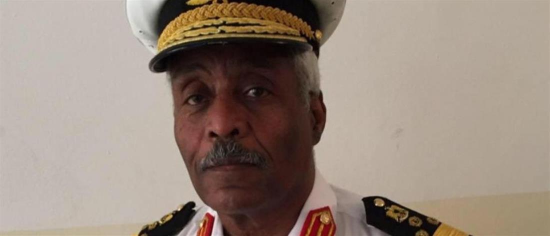Ξέσπασε στα ελληνικά ο Λίβυος ναύαρχος για τους προδότες