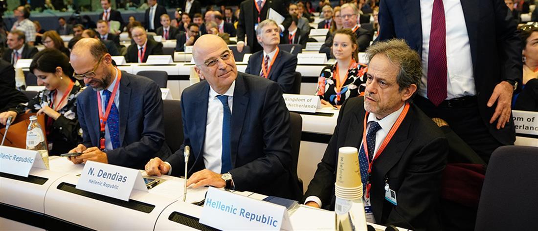 Στις Βρυξέλλες για το Συμβούλιο Εξωτερικών Υποθέσεων ο Δένδιας