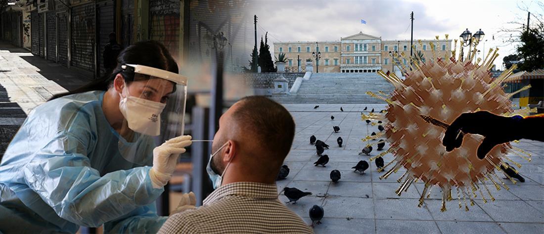 Κορονοϊός: Τα νέα μέτρα ανά περιοχή της Ελλάδας