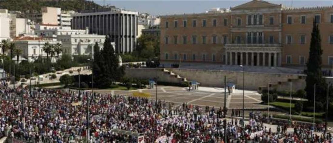 """ΓΣΕΕ: δεν νοείται έξοδος από τα μνημόνια με την """"Οδύσσεια"""" του ελληνικού λαού να συνεχίζεται"""