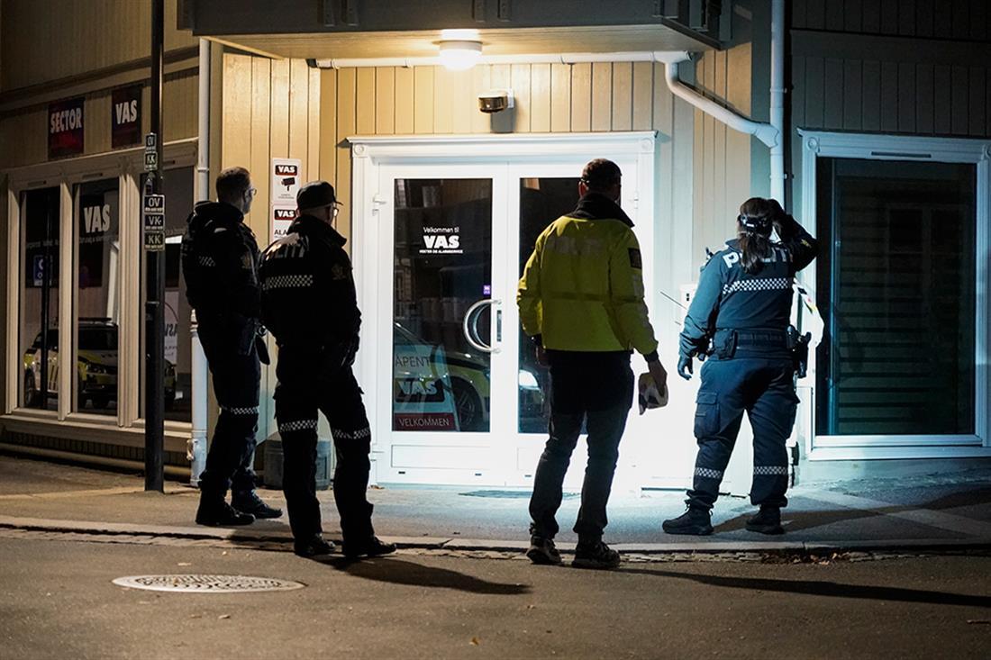 AP - Επίθεση με τόξο - Νορβηγία