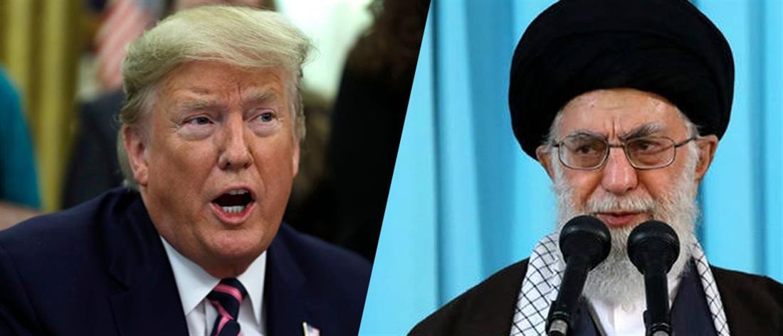 Τραμπ σε Χαμενεΐ: να προσέχεις τα λόγια σου