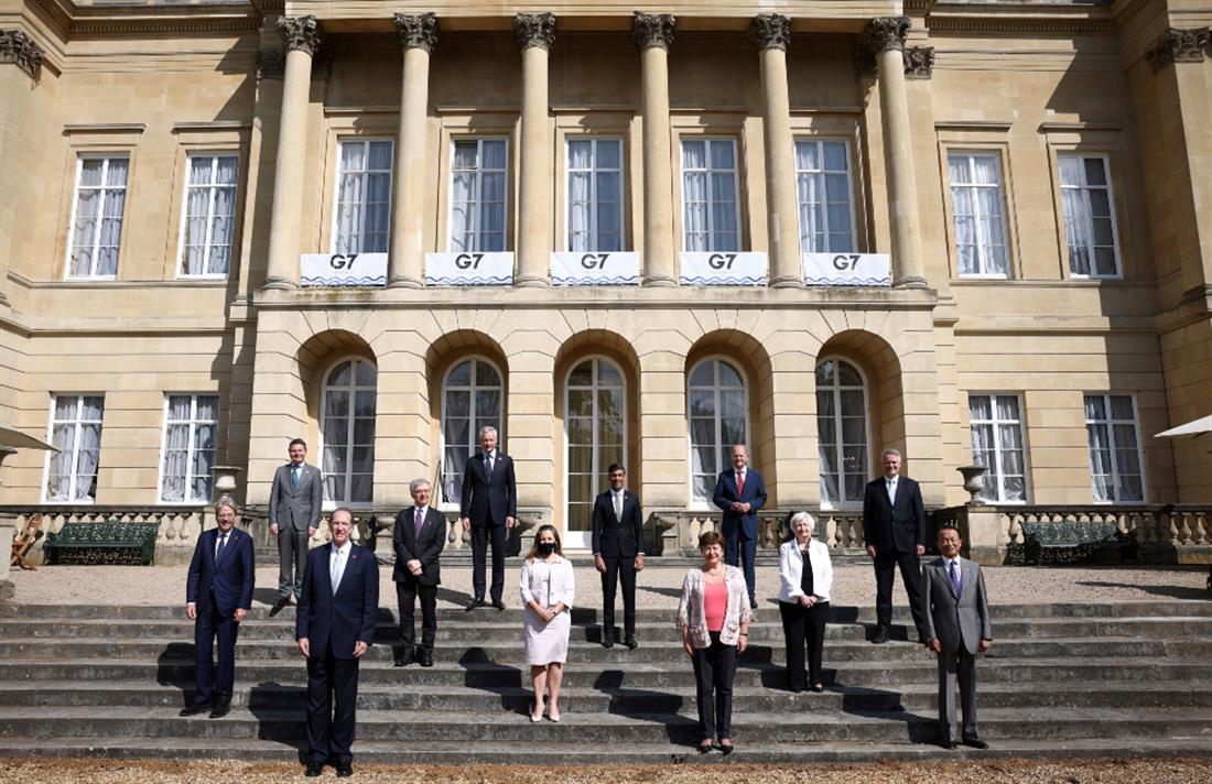 AP - G7 - Βρετανία
