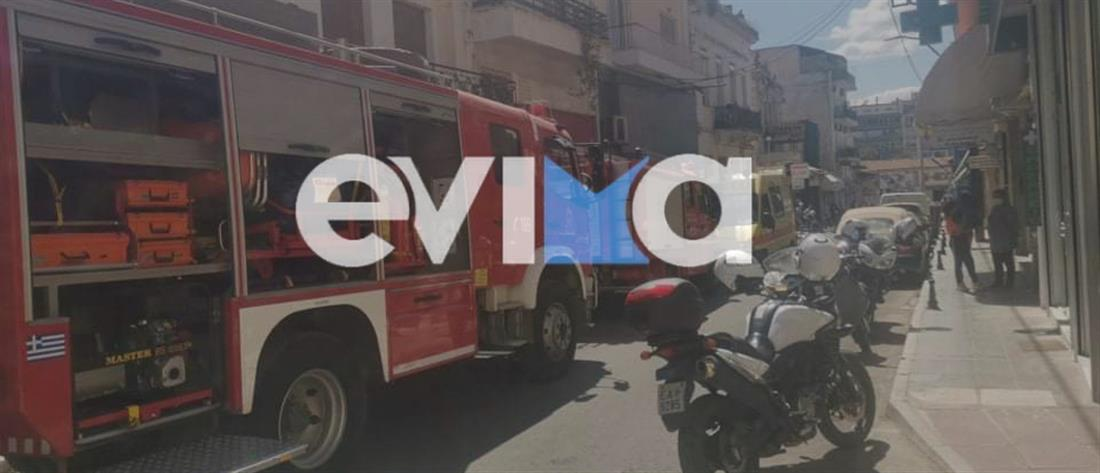 Χαλκίδα: Άνδρας καταπλακώθηκε από τοίχο