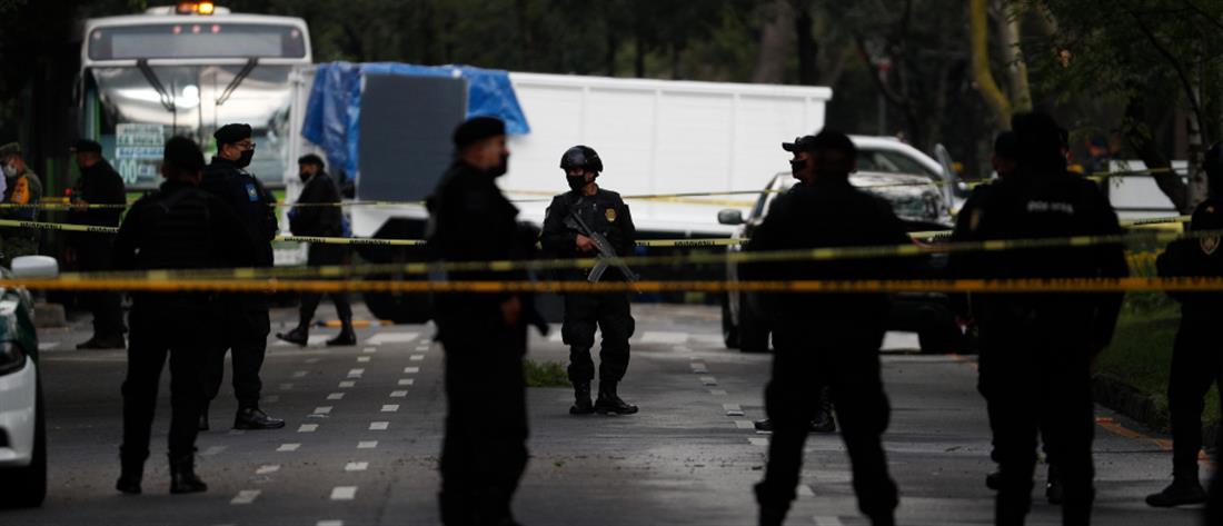 Μεξικό: Φονική ενέδρα σε Αρχηγό της Αστυνομίας (βίντεο)