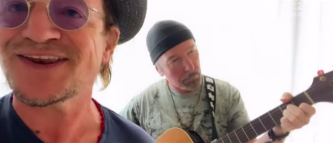 """""""Stairway to Heaven"""": νέα εκδοχή από Bono και The Edge (βίντεο)"""