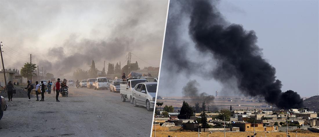 Εισβολή στην Συρία: Η Τουρκία απορρίπτει τη μεσολάβηση του Τραμπ