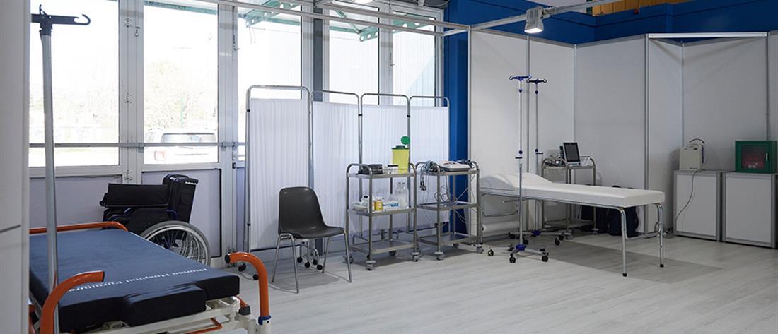 Εμβολιαστικά Κέντρα: Επταήμερη λειτουργία και παράταση ωραρίου