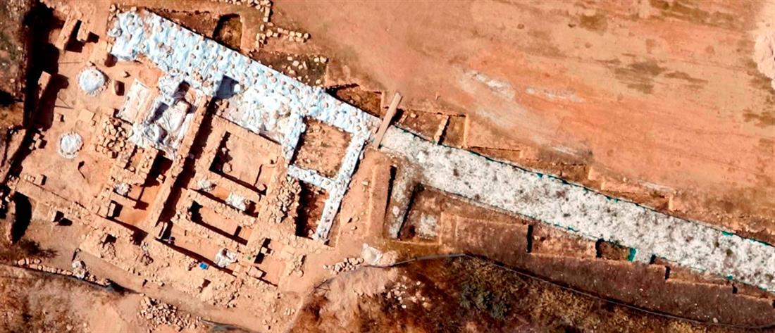 Σύνθετο αρχιτεκτονικό σύμπλεγμα του 5ου αιώνα ανακαλύφθηκε στην Πάφο