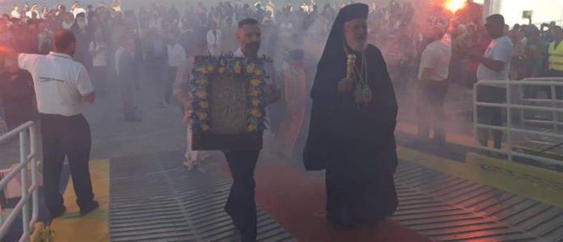 Σίφνος: Με μεγαλοπρέπεια τo πανηγύρι της Παναγίας Χρυσοπηγής (εικόνες)