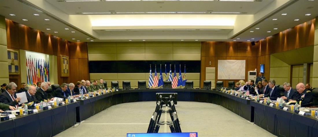 Συνάντηση Καμμένου - Πάιατ για την κρίση στην Συρία