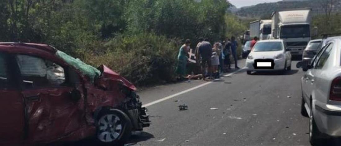 Μία νεκρή από σφοδρή σύγκρουση οχημάτων