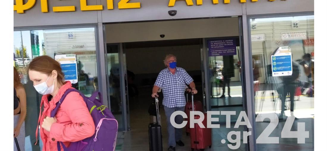 Βρετανοί τουρίστες - Κρήτη - Ηράκλειο