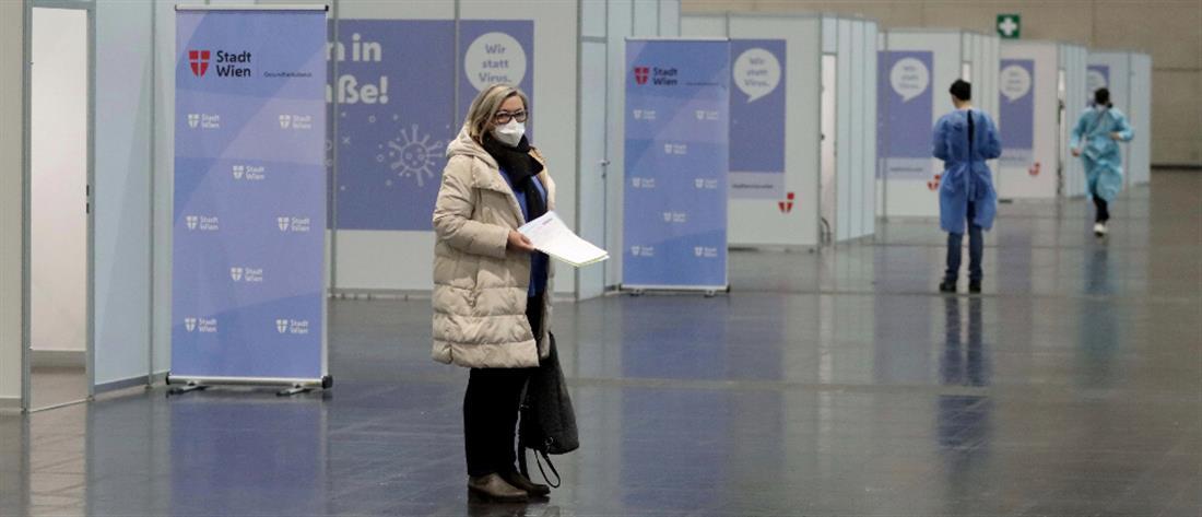 """Κουρτς: """"Ναι"""" στην παραγωγή ρωσικών και κινεζικών εμβολίων στην Αυστρία"""