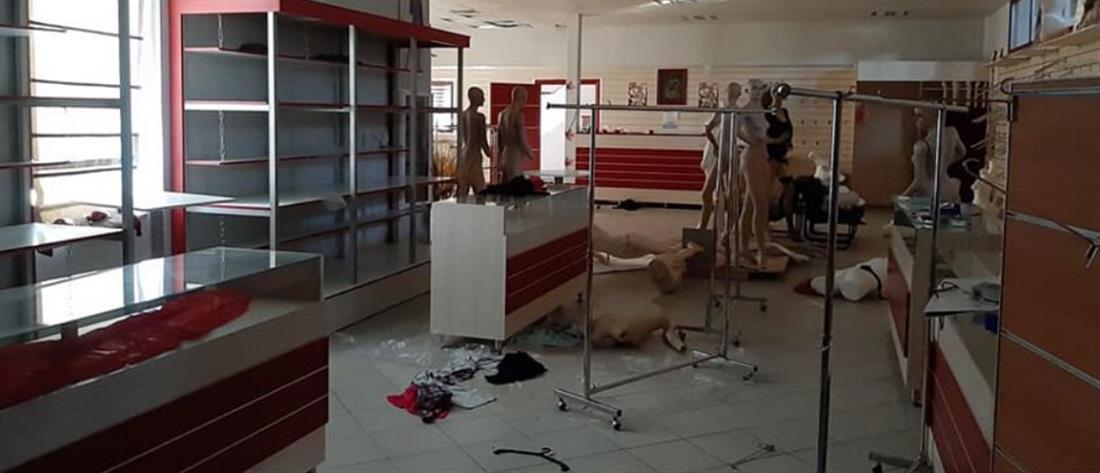 Ληστεία σε εργοστάσιο με λεία 500000 ευρώ (εικόνες)