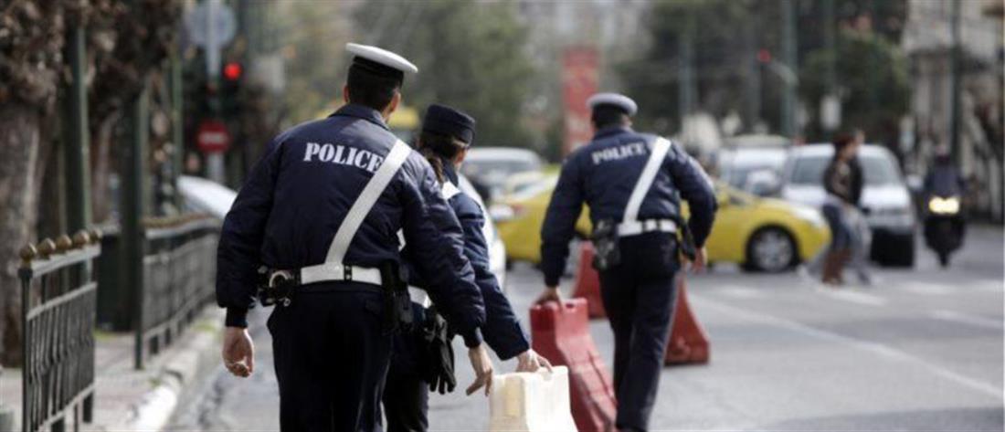 Έκτακτες κυκλοφοριακές λόγω των διαδηλώσεων για τις Πρέσπες