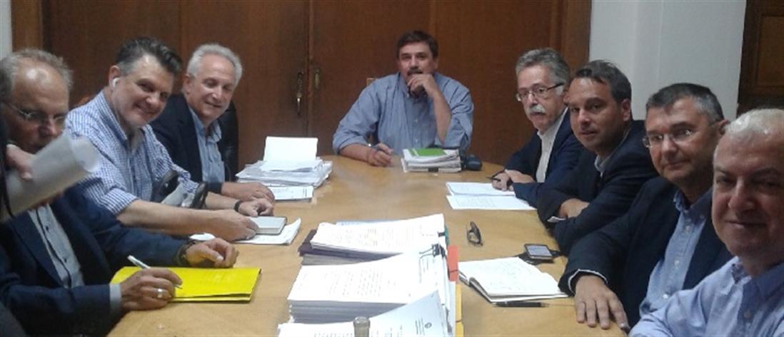Με τον Υπουργό Υγείας συναντήθηκε το ΔΣ του Πανελληνίου Φαρμακευτικού Συλλόγου