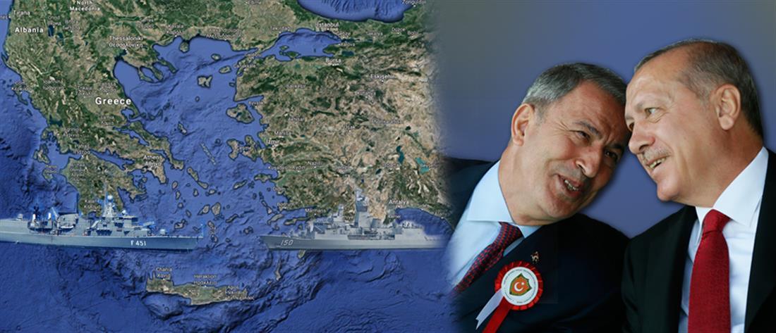 """""""Βόμβα"""" Ακάρ: να μοιραστούμε τον πλούτο σε Αιγαίο και Κύπρο"""