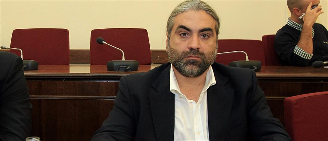 Χρυσοβαλάντης Αλεξόπουλος: Με κρανιοεγκεφαλική κάκωση νοσηλεύεται ο πρώην βουλευτής της Χρυσής Αυγής