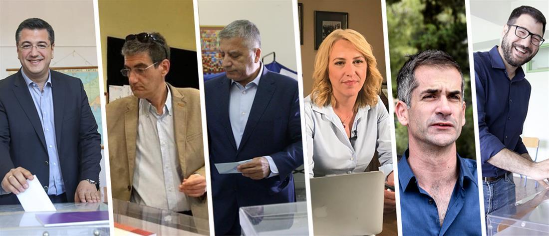 Εκλογές 2019: τα μηνύματα των υποψήφιων Περιφερειαρχών και Δημάρχων