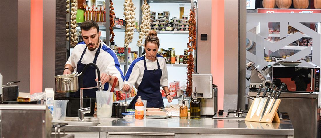 """Game of chefs"": νέα δοκιμασία αποχώρησης την Πέμπτη (εικόνες)"