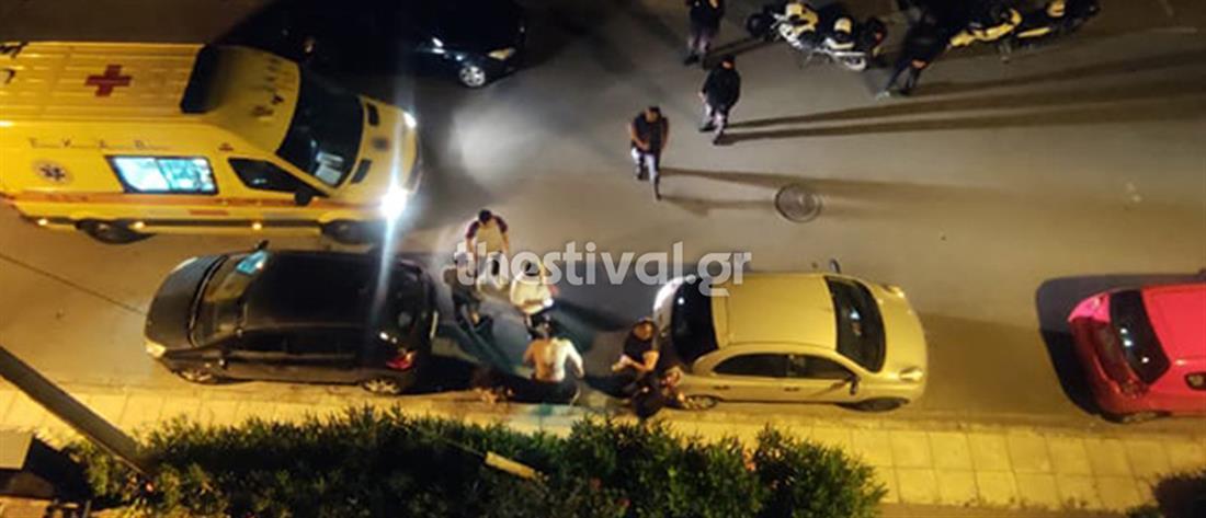Θεσσαλονίκη: Νέο οπαδικό επεισόδιο  – Έκαψαν νεαρό με πυρσό (εικόνες)
