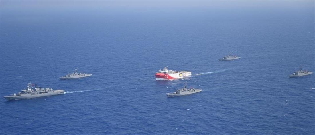 Δεν ανανέωσε την NAVTEX η Τουρκία