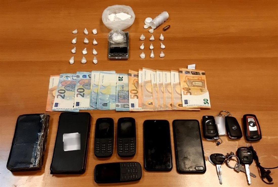 κοκαΐνη - εγκληματική οργάνωση - Ηράκλειο