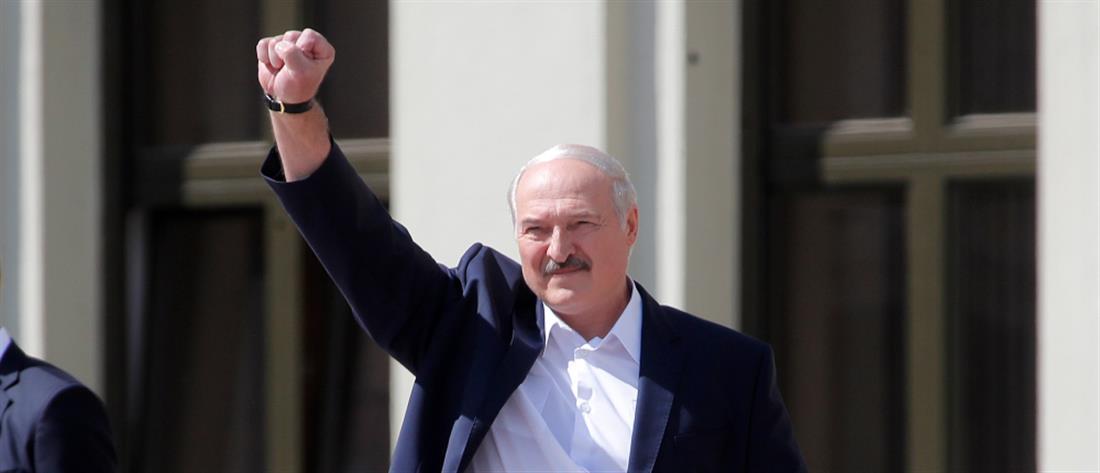 """Λευκορωσία: Η πρώτη δήλωση Λουκασένκο μετά την """"αεροπειρατεία"""""""